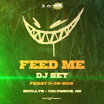 Feed Me - COLUMBUS: Main Image