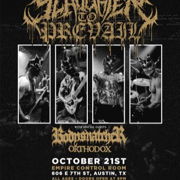 Slaughter to Prevail with Bodysnatcher, Orthodox, Prison-img