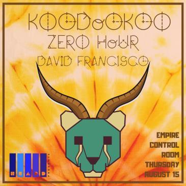 Koodookoo, David Francisco and Zero Hour: Main Image