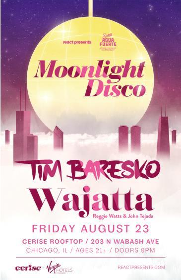 WAJATTA (Reggie Watts x John Tejada) + TIM BARESKO: