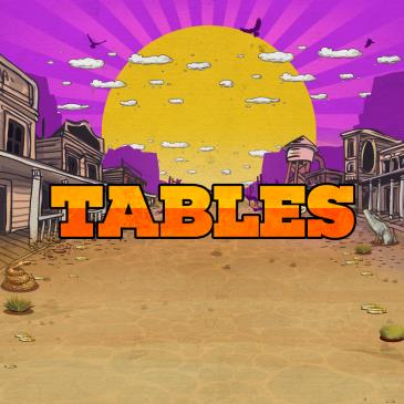 Goldrush 2019 - Tables: Main Image