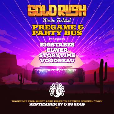 Goldrush 2019 - Pregame & Party Bus-img