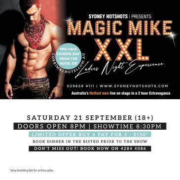 Magic Mike XXL: Main Image