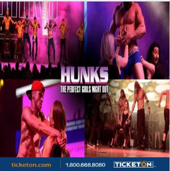 HUNKS THE PERFECT GIRLS NIGHT OUT: Main Image