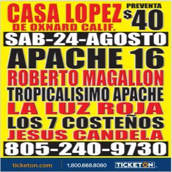 CANCELADO -APACHE 16: Main Image