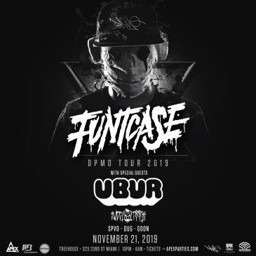 Funtcase DPMO Tour @ Treehouse Miami-img