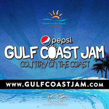 Pepsi Gulf Coast Jam March 2021: Main Image