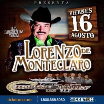 LORENZO DE MONTECLARO: Main Image
