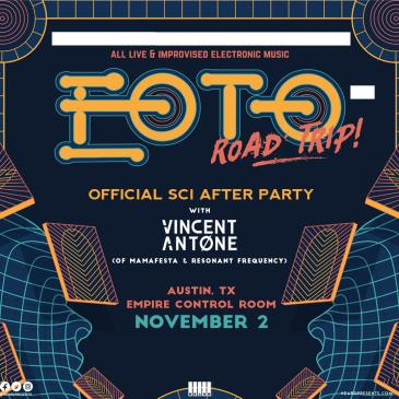 EOTO (Official SCI Afterparty) w/ Vincent Antone: Main Image