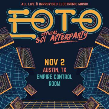 EOTO (Official SCI Afterparty): Main Image