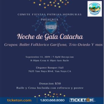 NOCHE DE GALA CATRACHA