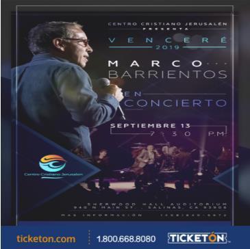 MARCO BARRIENTOS EN CONCIERTO: Main Image
