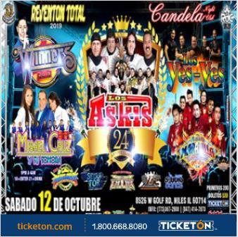ASKIS, Winners, Misael Cruz, Los Yesyes, Maravilla | CANDELA: Main Image