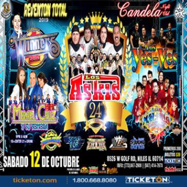ASKIS, Winners, Misael Cruz, Los Yesyes, Maravilla | CANDELA