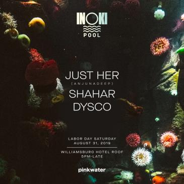 Inoki Pool: Just Her (Anjunadeep): Main Image
