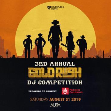 Goldrush DJ Competition: Main Image