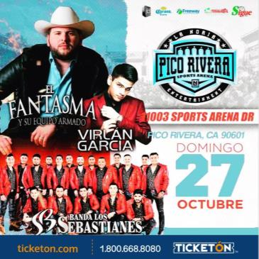 EL FANTASMA-LOS SEBASTIANES-VIRLAN GARCIA: Main Image