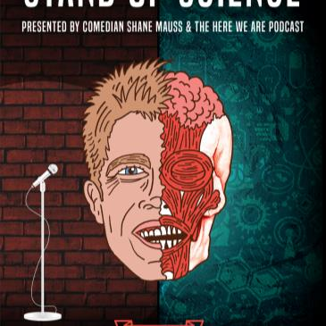 Shane Mauss presents Stand Up Science!-img