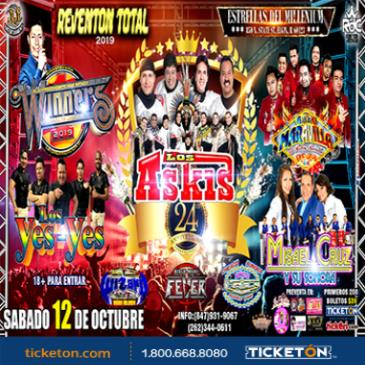ASKIS, Winners, Misael Cruz, Los Yesyes, Maravilla | ELGIN