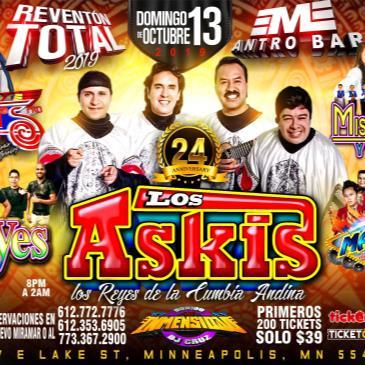LOS ASKIS | WINNERS | MISAEL CRUZ | MARAVILLA | LOS YESYES