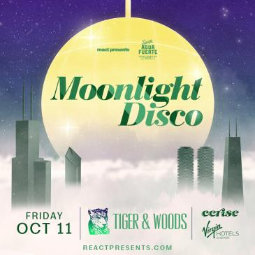 MOONLIGHT DISCO: TIGER & WOODS: Main Image