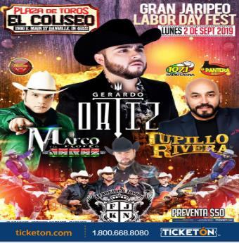 GRAN JARIPEO LABOR DAY FEST: Main Image