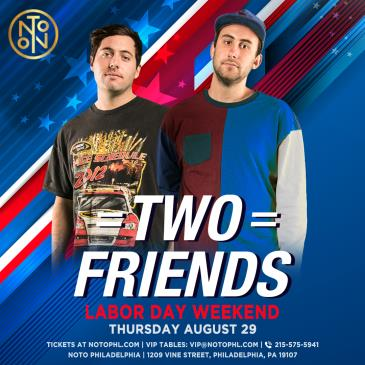 Two Friends: Labor Day Weekend: Main Image