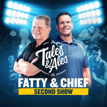 Tales & Ales | Fatty & Chief | Second Show: Main Image