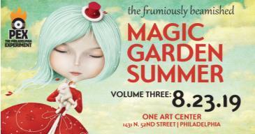 PEX Magic Garden Party August 2019: