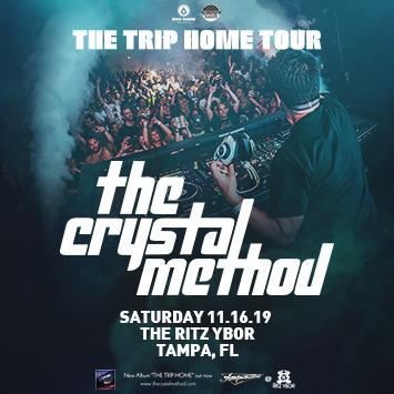 The Crystal Method - TAMPA: Main Image