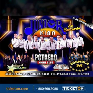 JUNIOR KLAN EN LOS ANGELES
