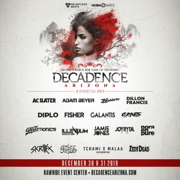 Decadence Arizona 2019: Main Image