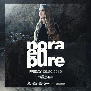 Nora En Pure - COLUMBUS: Main Image