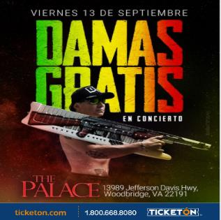 DAMAS GRATIS EN VIRGINIA: Main Image