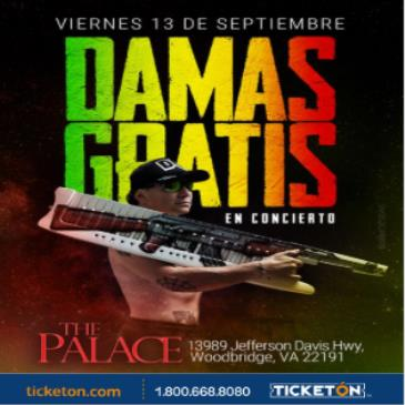DAMAS GRATIS EN VIRGINIA