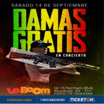 DAMAS GRATIS EN NEW YORK