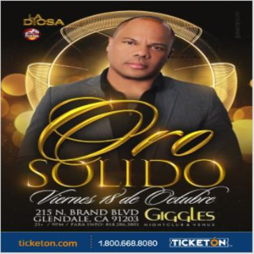 ORO SOLIDO EN LOS ANGELES