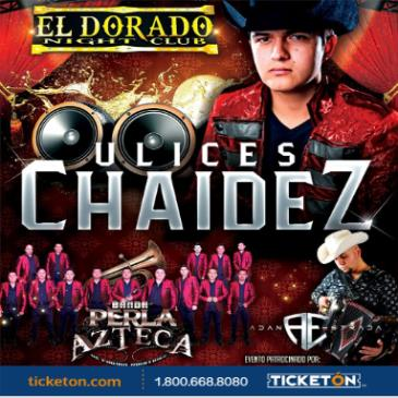 ULICES CHAIDEZ: Main Image
