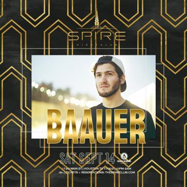 Baauer - HOUSTON: Main Image