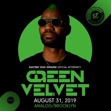 EZoo After-Party: Green Velvet at Analog BKNY (21+): Main Image