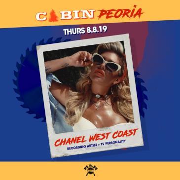Chanel West Coast: Main Image