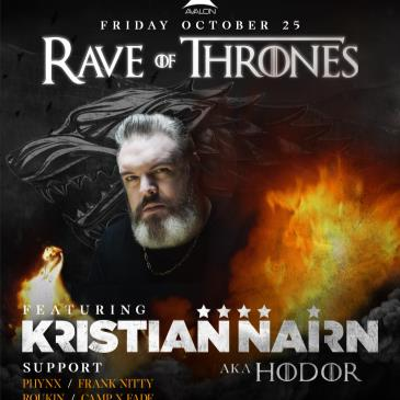 Rave of Thrones: Kristian Nairn AKA Hodor-img