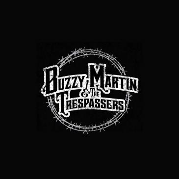 Buzzy Martin and the Trespassers (Benefit for Kids and Fire): Main Image