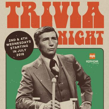 Trivia Night (every 2nd & 4th Wednesday): Main Image