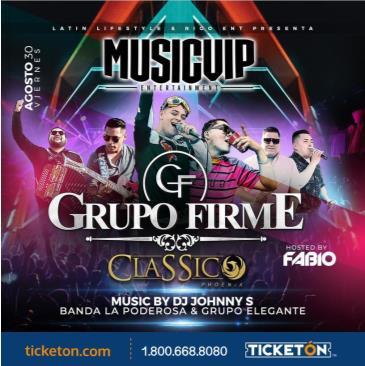 GRUPO FIRME: Main Image