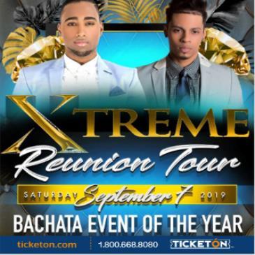 XTREME REUNION TOUR