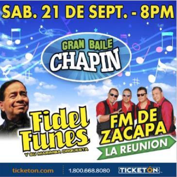 FIDEL FUNES Y LA FM DE ZACAPA