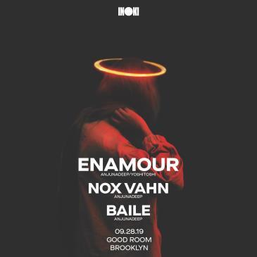 Inoki Party: Enamour, Nox Vahn & Baile-img