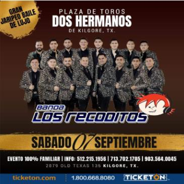 BANDA LOS RECODITOS: Main Image