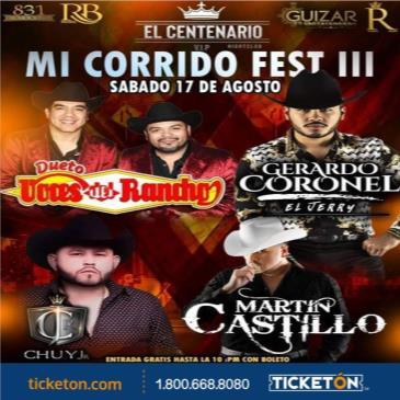 MI CORRIDO FEST III